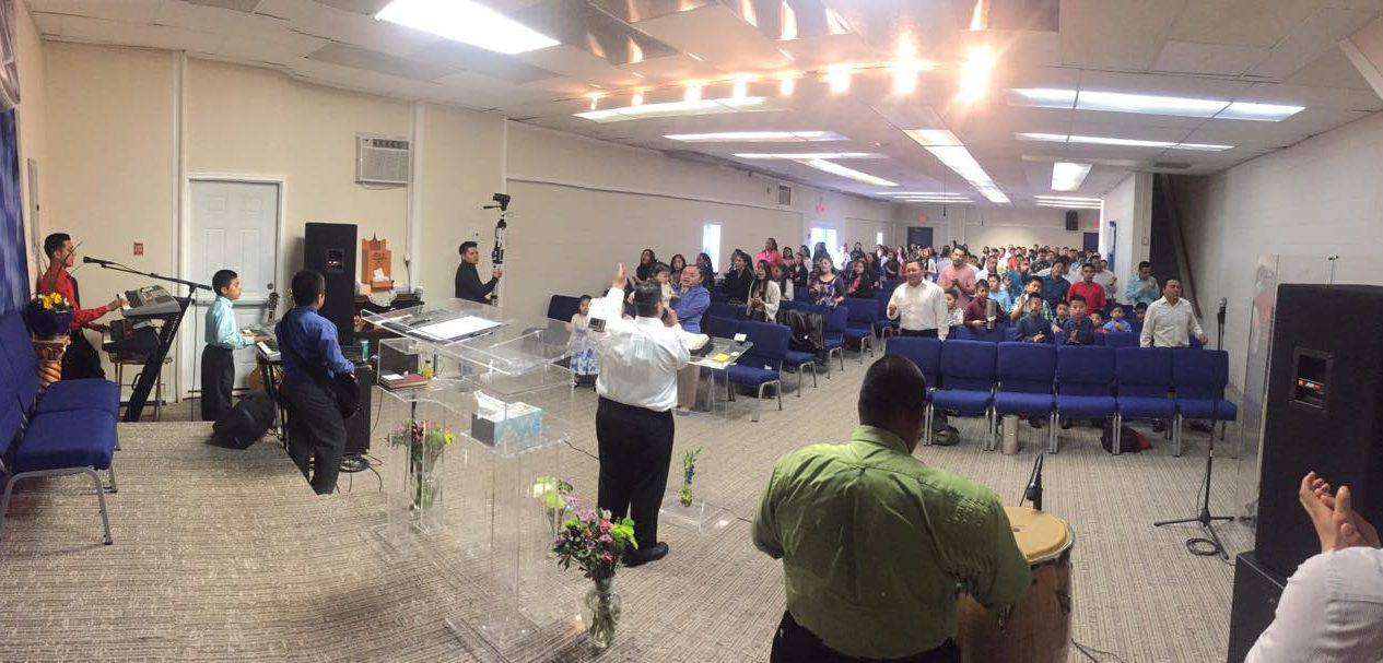 PAGINA OFICIAL: Iglesias Pentecostés (Jeremias 6:16) Senda Antigua, Inc.